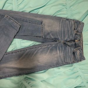 American eagle jeans, light wash